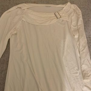 New with tags dressy white shirt